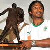 Bakari Kone, elegido Mejor Jugador del 2008 de costa de Marfil
