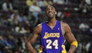 Kobe Bryant se lucio este juves ante los Detroit Piston