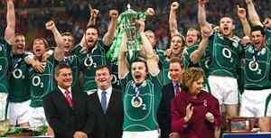 Irlanda se corona campeón del Seis Naciones