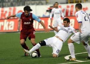 Egemen Korkmaz, Trabzonspor vs Hacettepe SK.