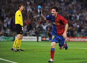 Messi celebraloo