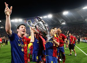 Barca Campeon
